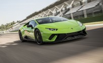 Pack Handling Lamborghini Huracan Performante Top Speed
