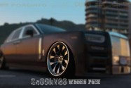 Sn00kY89 Wheels Pack
