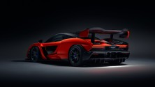 Pack 2019 McLaren Senna Handling and Sounds