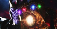 Thanos (Endgame) Uru Metal Gauntlet