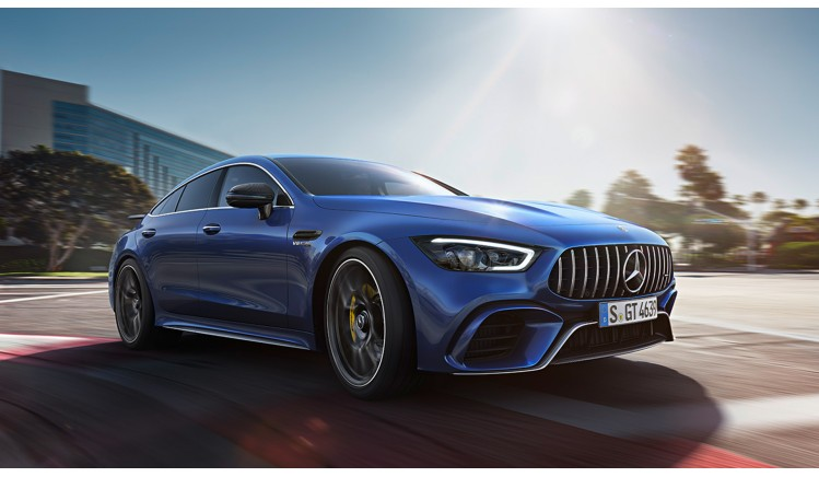 Mercedes-AMG GT63 S Coupe